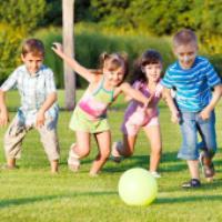 اهميت ورزش هاي پيش دبستاني براي کودکان