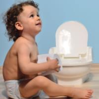آموزش از پوشک گرفتن کودک