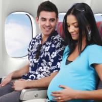 نکاتی حیاتی برای خانم های باردار پیش از مسافرت