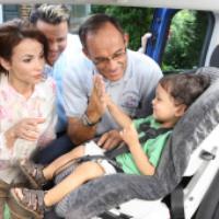 آموزش استفاده ار صندلی ایمنی کودکان (بخش سوم)