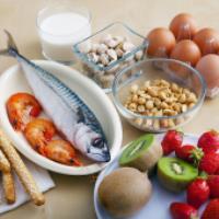 مواد خوراکی آلرژی زا
