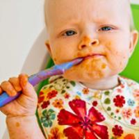 از شیر گرفتن کودکان