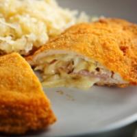 آموزش آشپزی، سینه مرغ سوخاری با پنیر