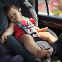 خطر گرمازگی کودکان در ماشین