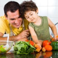 ایجاد عادات غذایی سالم برای کودکان