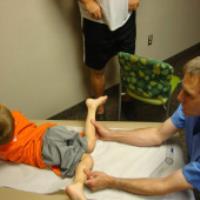 اختلالات زانو در بچه ها