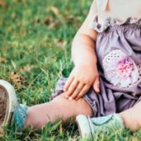 مشکلات پا در کودک
