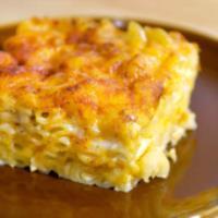 آموزش آشپزی، پایِ ماکارونی و پنیر