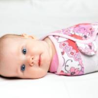 راهی خوب و مطمئن برای قنداق کردن نوزاد