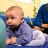 دَمَر خواباندن نوزاد