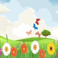 آموزش فصل ها به کودکان (فصل بهار)
